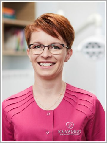 Stomatolog Lidia Krawczyńska